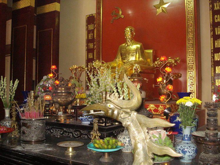 照片來源:zh.wikipedia.org/wiki/胡志明