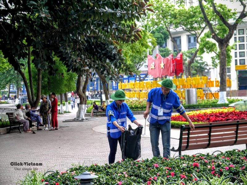 胡志明共產青年團繼承胡志明的遺志服務社會