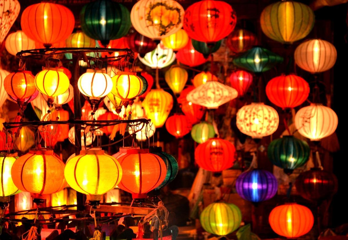 越南會安古城│不可錯過的燈籠節
